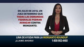 Heygood, Orr and Pearson TV Spot, 'Monsanto Roundup' [Spanish]