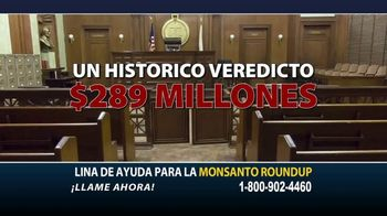 Heygood, Orr and Pearson TV Spot, 'Monsanto Roundup' [Spanish] - Thumbnail 4