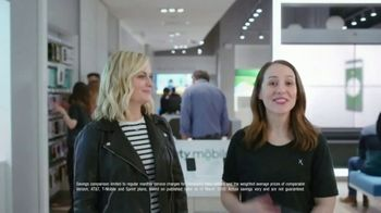 XFINITY Mobile TV Spot, 'Stop and Smell the Savings: $100 Back' Featuring Amy Poehler - Thumbnail 1