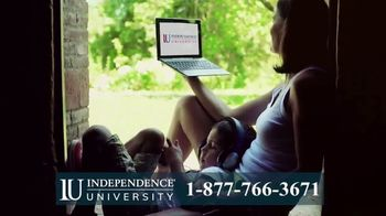 Independence University TV Spot, 'Campus Where You Want'