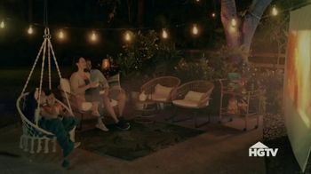 Target TV Spot, 'HGTV: What We're Loving: Backyard Movie' - Thumbnail 1