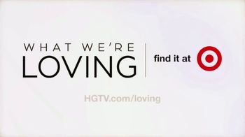 Target TV Spot, 'HGTV: What We're Loving: Backyard Movie' - Thumbnail 10