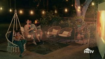 Target TV Spot, 'HGTV: What We're Loving: Backyard Movie' - Thumbnail 8