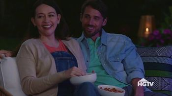 Target TV Spot, 'HGTV: What We're Loving: Backyard Movie' - Thumbnail 9