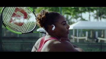 Beats Audio Powerbeats Pro TV Spot, 'Unleashed' Featuring LeBron James, Serena Williams - Thumbnail 7