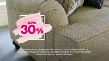 Ashley HomeStore Heart of the Home Event TV Spot, 'Dining Tables, Sectionals & Beds' Song by Midnight Riot - Thumbnail 4