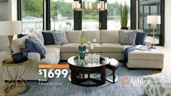 Ashley HomeStore Heart of the Home Event TV Spot, 'Dining Tables, Sectionals & Beds' Song by Midnight Riot - Thumbnail 8