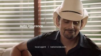 Nationwide Insurance TV Spot, 'Start A Claim Right From Your App' Ft. Peyton Manning, Brad Paisley - Thumbnail 5