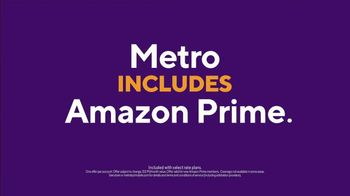 Metro by T-Mobile TV Spot, 'Bears: Amazon Prime: $30' Song by Usher - Thumbnail 7