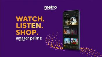 Metro by T-Mobile TV Spot, 'Bears: Amazon Prime: $30' Song by Usher - Thumbnail 8