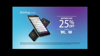 GreatCall Jitterbug Smart2 TV Spot, 'Having Mom Around: Mother's Day' - Thumbnail 9