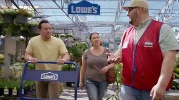 Lowe's TV Spot, 'Doing Summer Right: Miracle-Gro Potting Mix' - Thumbnail 1