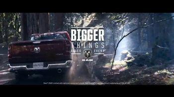 Ram Bigger Things Sales Event TV Spot, 'More 1500' [T2] - Thumbnail 8
