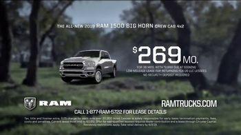 Ram Bigger Things Sales Event TV Spot, 'More 1500' [T2] - Thumbnail 9