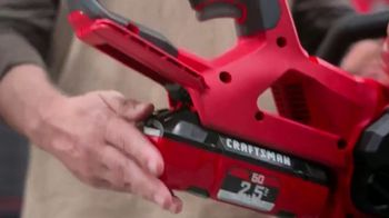 Lowe's TV Spot, 'Show Your Yard Who's Boss: Craftsman Gas String Trimmer' - Thumbnail 3