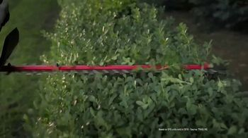 Lowe's TV Spot, 'Show Your Yard Who's Boss: Craftsman Gas String Trimmer' - Thumbnail 5