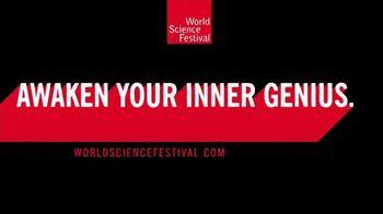 World Science Festival TV Spot, '2019 New York City' - Thumbnail 10