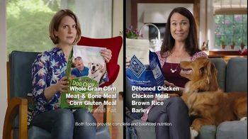 Blue Buffalo Life Protection Formula TV Spot, 'Blue Buffalo vs. Purina Dog Chow: Blue Treats' - Thumbnail 6