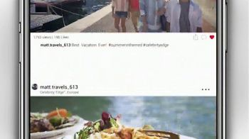 Celebrity Cruises Edge Upgrade Event TV Spot, 'Best of Europe' - Thumbnail 3