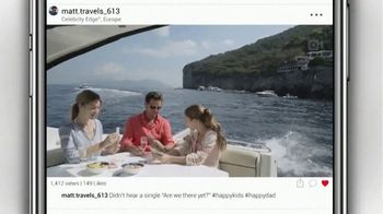 Celebrity Cruises Edge Upgrade Event TV Spot, 'Best of Europe' - Thumbnail 5