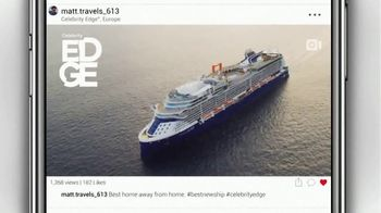Celebrity Cruises Edge Upgrade Event TV Spot, 'Best of Europe' - Thumbnail 7