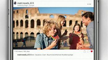 Celebrity Cruises Edge Upgrade Event TV Spot, 'Best of Europe'