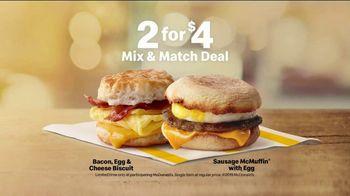 McDonald's 2 for $4 Mix & Match Deal TV Spot, 'Professor' - Thumbnail 8