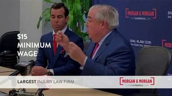 Morgan and Morgan Law Firm TV Spot, 'Not Just a Slogan'