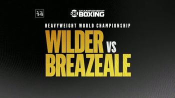 Showtime TV Spot, 'Championship Boxing: Wilder vs. Breazeale' Song by Run the Jewels - Thumbnail 10