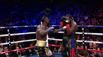 Showtime TV Spot, 'Championship Boxing: Wilder vs. Breazeale' Song by Run the Jewels - Thumbnail 4