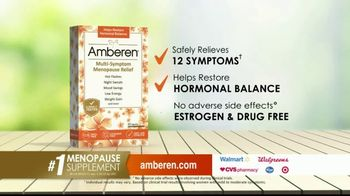 Amberen TV Spot, 'Hormonal Balance' - Thumbnail 6