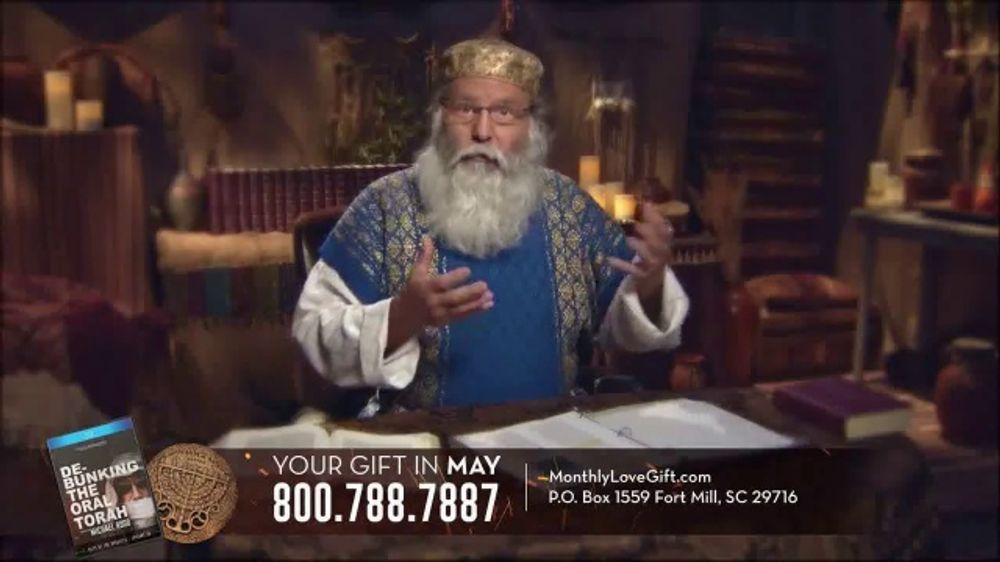 A Rood Awakening! International TV Commercial, 'Debunking the Oral Torah'