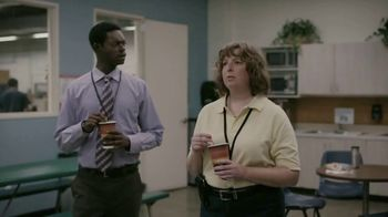 GEICO TV Spot, 'Soothing Sounds at the Office' - 7605 commercial airings
