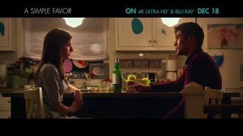A Simple Favor TV Spot
