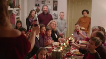 Coca-Cola TV Spot, 'Holidays Are Family' Featuring Yvette Marquez-Sharpnack - Thumbnail 9