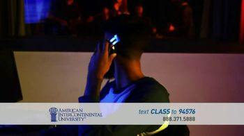 American InterContinental University TV Spot, 'Media Production Degree' - Thumbnail 2
