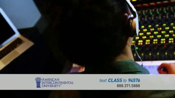 American InterContinental University TV Spot, 'Media Production Degree' - Thumbnail 4