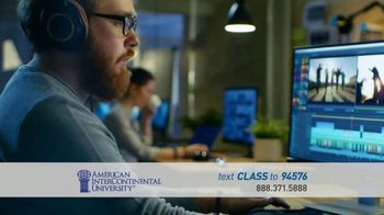 American InterContinental University TV Spot, 'Media Production Degree' - Thumbnail 5