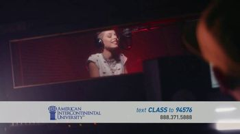 American InterContinental University TV Spot, 'Media Production Degree' - Thumbnail 6