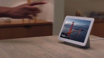 Google Home Hub TV Spot, 'Control Your Home: $129' Song by Jacqueline Taieb - Thumbnail 6