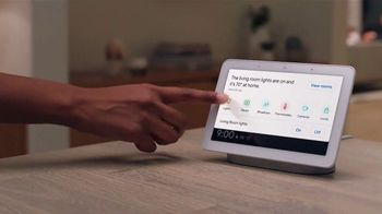 Google Home Hub TV Spot, 'Control Your Home: $129' Song by Jacqueline Taieb - Thumbnail 7