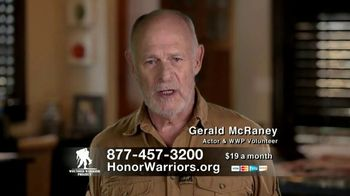 Wounded Warrior Project TV Spot, \'Isolation and Injury\' Featuring Gerald McRaney