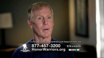 Wounded Warrior Project TV Spot, 'Isolation and Injury' Featuring Gerald McRaney - Thumbnail 7