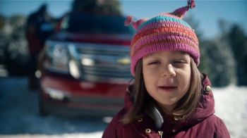 Chevrolet Employee Discount for Everyone Sales Event TV Spot, '2018 Holidays: Real Families' [T2] - Thumbnail 2