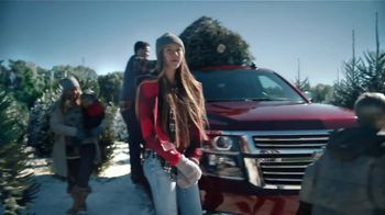 Chevrolet Employee Discount for Everyone Sales Event TV Spot, '2018 Holidays: Real Families' [T2] - Thumbnail 3