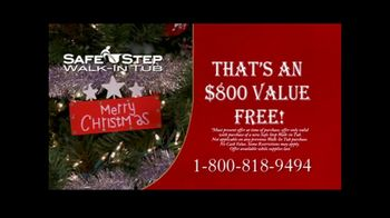 Safe Step TV Spot, 'Holidays: Even Santa Can Relate' - Thumbnail 9