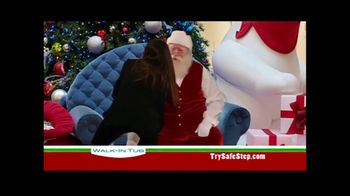 Safe Step TV Spot, '2018 Holidays: Even Santa Can Relate' - Thumbnail 2