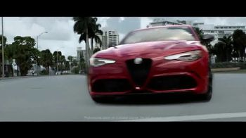 Alfa Romeo Giulia Quadrifoglio TV Spot, 'Revel in Speed: Fable' [T1] - Thumbnail 5
