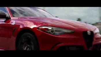 Alfa Romeo Giulia Quadrifoglio TV Spot, 'Revel in Speed: Fable' [T1] - Thumbnail 8