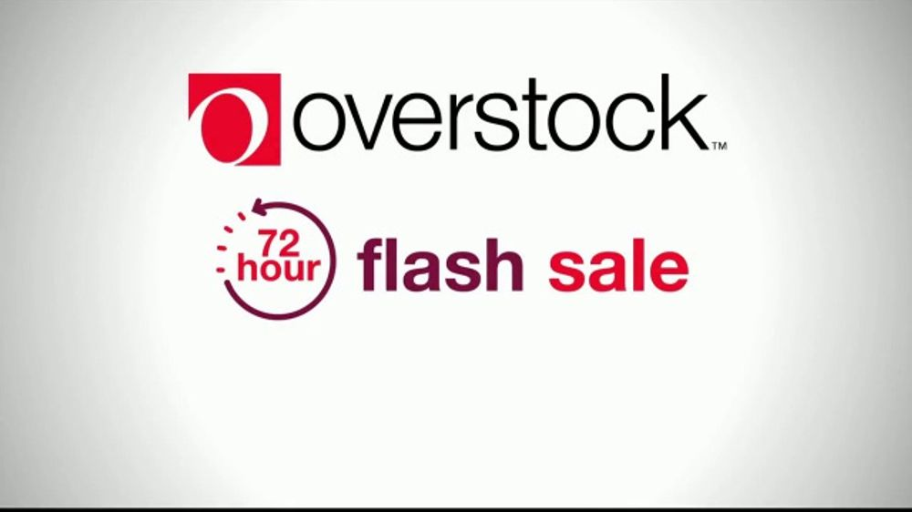 Overstock Com 72 Hour Flash Sale Tv Commercial Home Decor Jewelry